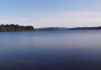 Lake Ozette panorama.