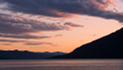 The sun sets on another perfect day in the Shuswap.