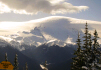 Mount Rainier - big and BAD as usual as seen from top of Silver King.